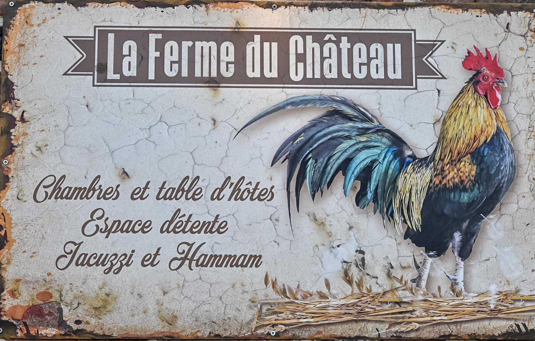 La ferme du Château - Chambres d'hôtes